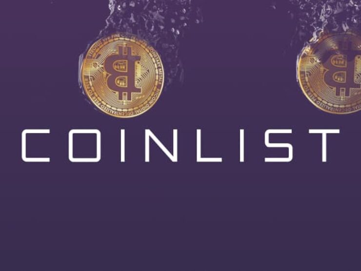 CoinList sitio de Criptomonedas