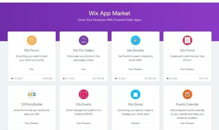 Crear un blog con Wix