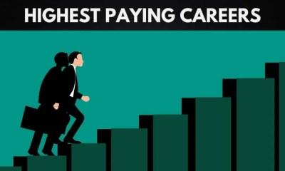 Las 10 Carreras Mejor Pagadas del Mundo