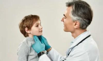 Trastornos tiroideos en niños