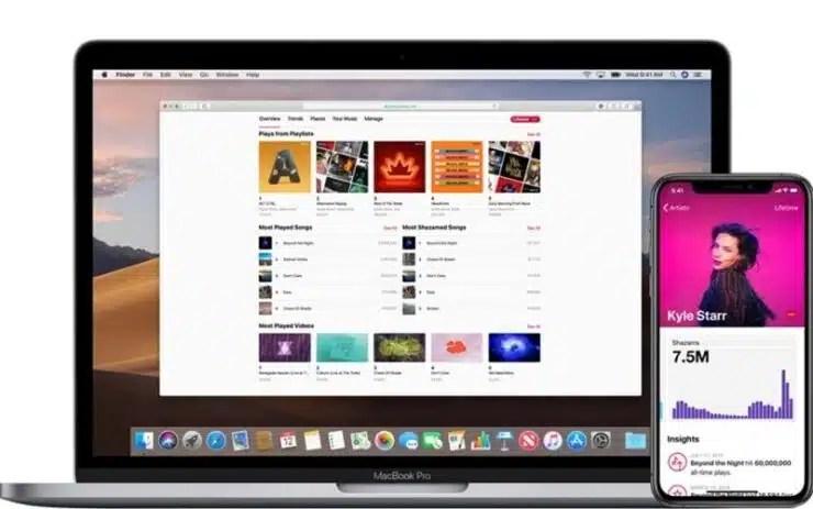 subir tu música en apple music