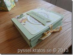 bokkort, från sidan