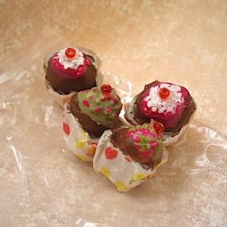 Cupcake för tittskåp