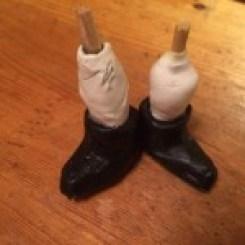 ben och skor