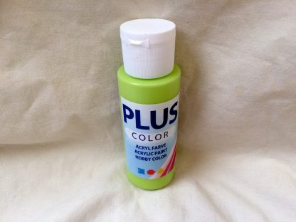 Plus color ljusgrön/bright 60 ml
