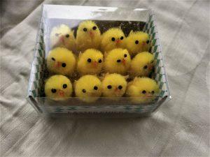 Kycklingar till påsk