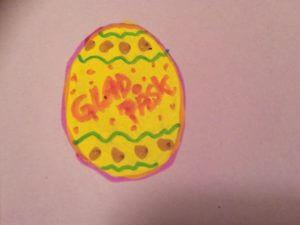 Gör ett påskägg