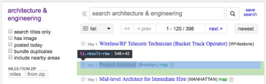 Scrapy Tutorial: Web Scraping Craigslist - GoTrained Python