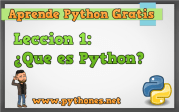 Python: ¿Qué es? ¿Cuales son sus características y ventajas?