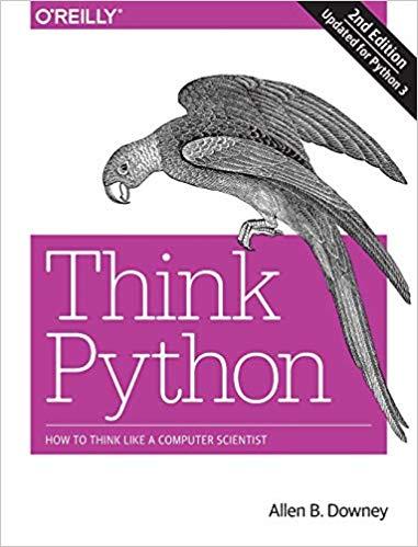 Python Book - Think Python