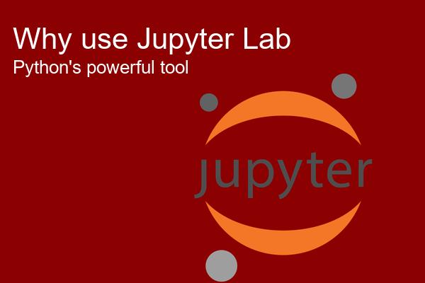 Jupyter lab - python programming