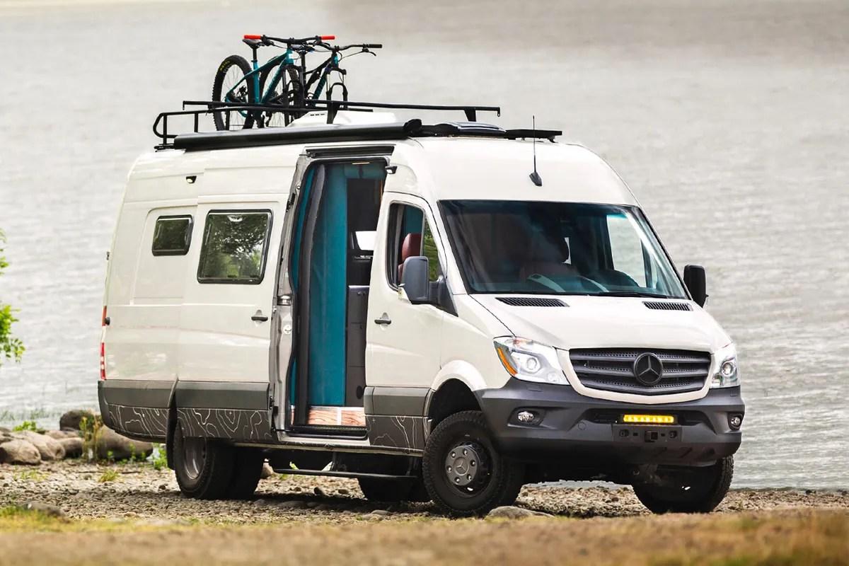 best camper vans for your diy conversion