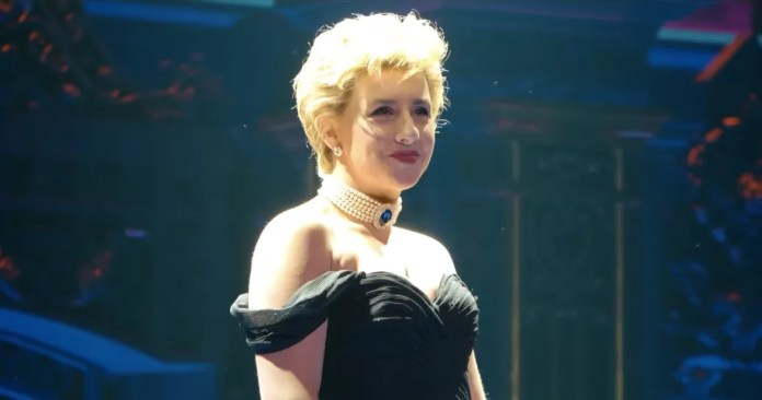 WATCH]: Netflix's 'Diana: The Musical' Broadway Proshot
