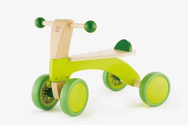 Hape Scoot Around Ride On Wood Bike