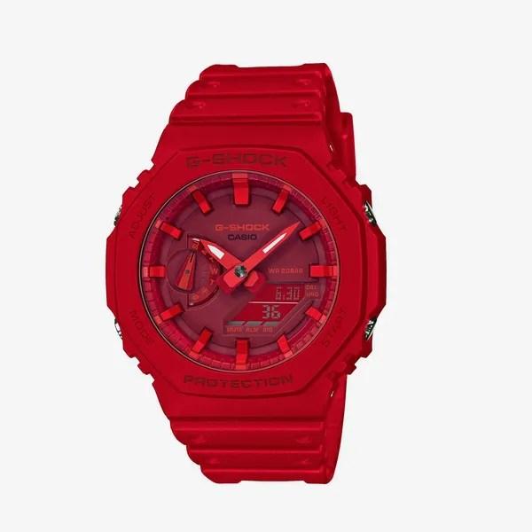 Casio G-Shock, Red
