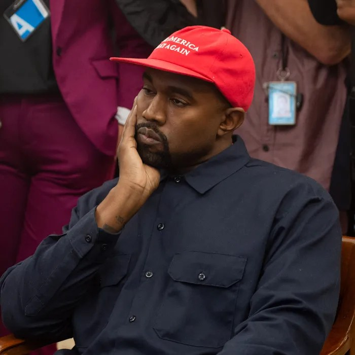 Kanye West's Campaign Is Both Proceeding and Unraveling
