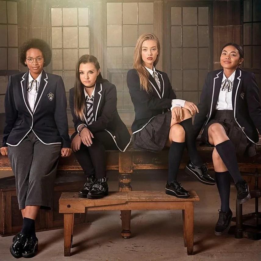 Netflix's 'Get Even' Is a Glossy Prep School Murder Mystery