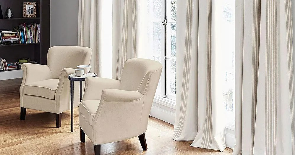 the best window curtains according to interior designers