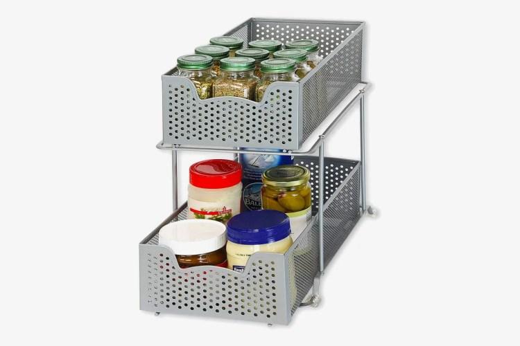 19 Best Kitchen Cabinet Organizers 2019 The Strategist New York Magazine