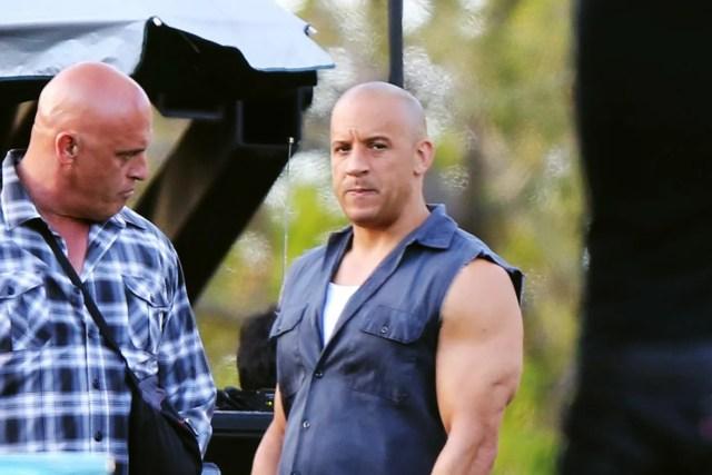 Vin Diesel Is Super Stressed-Out