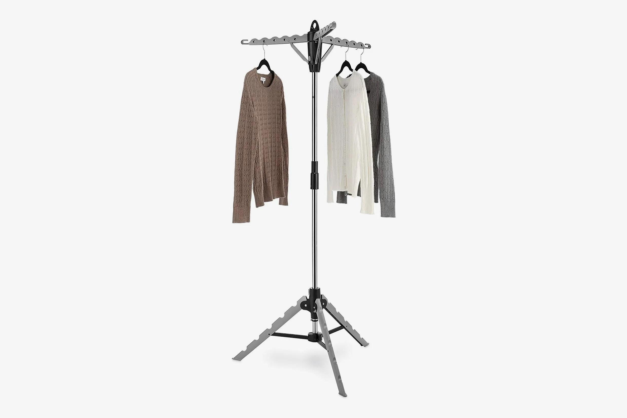 whitmor garment drying rack