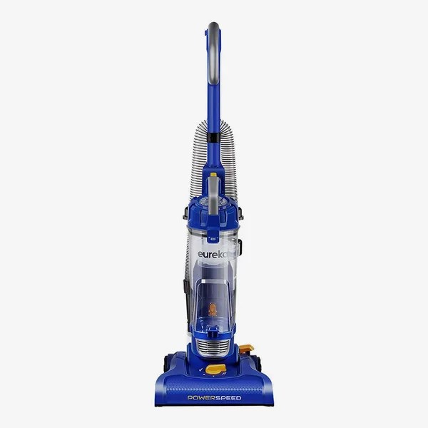 Eureka NEU182A PowerSpeed Lightweight Bagless Upright Vacuum Cleaner, Blue
