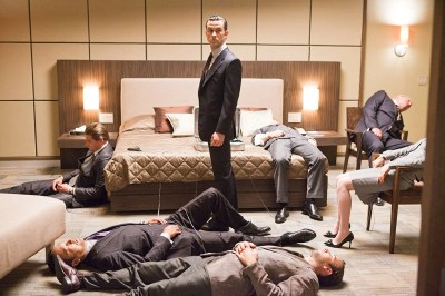 How Many Times Each Inception Character 'Dies'
