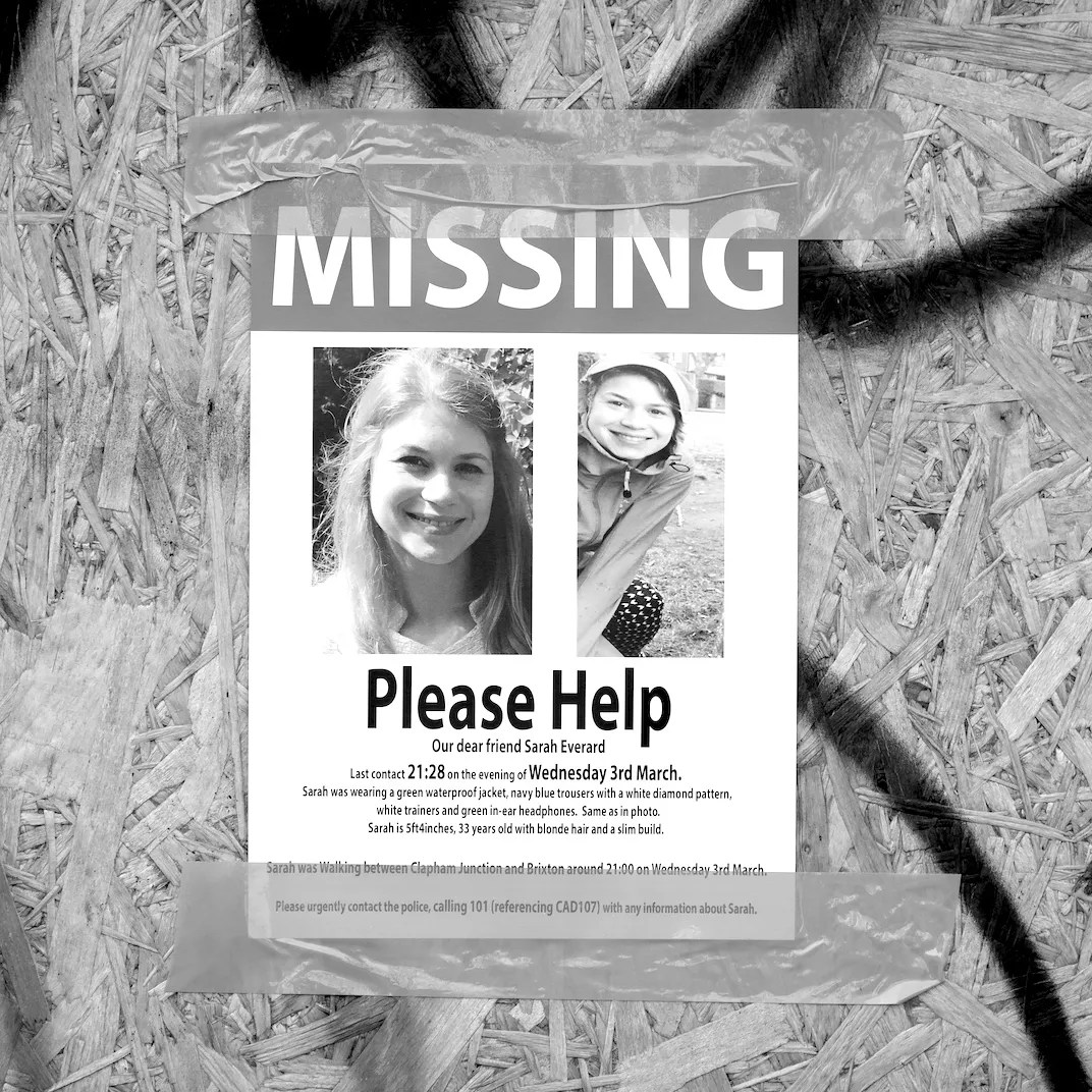 https www thecut com 2021 03 sarah everard london woman disappeared while walking home html