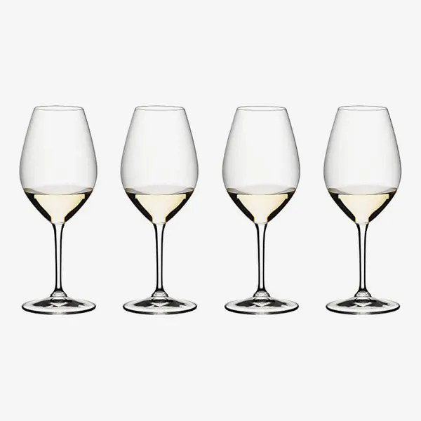 Riedel 00 Collection 002 White Wine Glasses, Set of 4