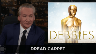 Bill Maher Rants About 2021 Oscar Nominees