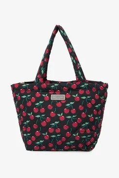 Marc Jacobs Print Medium Quilted Tote Bag
