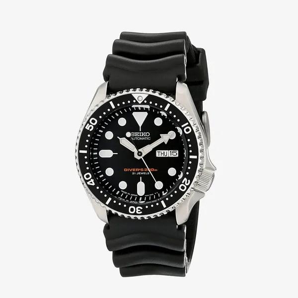 Seiko SKX007J1 Automatic Diver's Watch