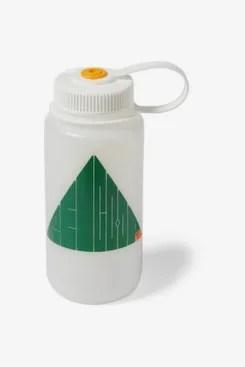 REI Co-op Mountain Graphic Nalgene Wide Mouth Water Bottle