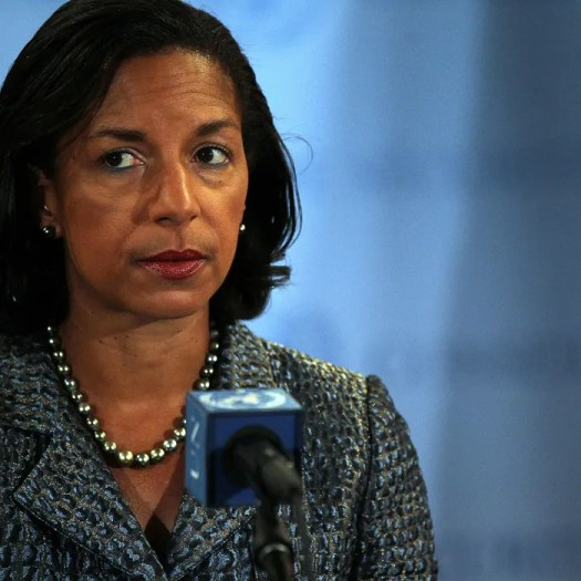 Should Susan Rice's Benghazi Past Matter to Biden?