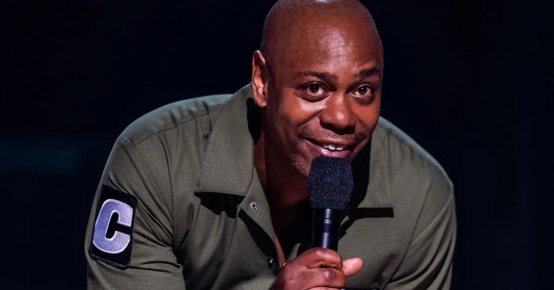 I Get It, Chappelle. It's Hard to Be a Comedian in Your 40s