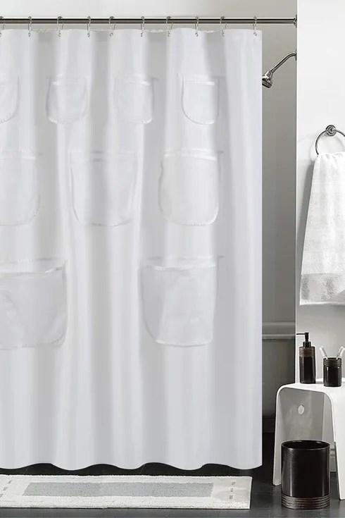 liba peva antimicrobial pvc free shower curtain
