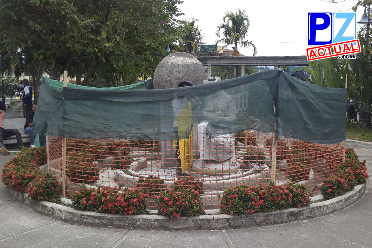 Monumento a La Madre pzactual.com