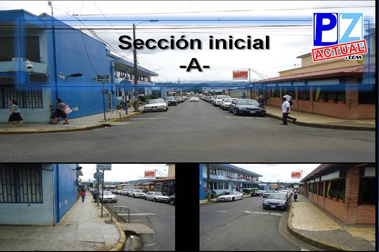 Proyecto acera Municipalidad - Hospital . pzactual.com