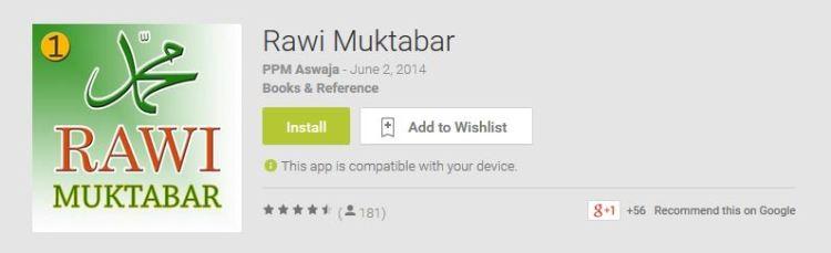 Download Aplikasi Rawi Kitab Maulid - Klik Gambar Untuk Mendownload