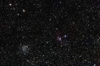 NGC 7635, Buborék köd
