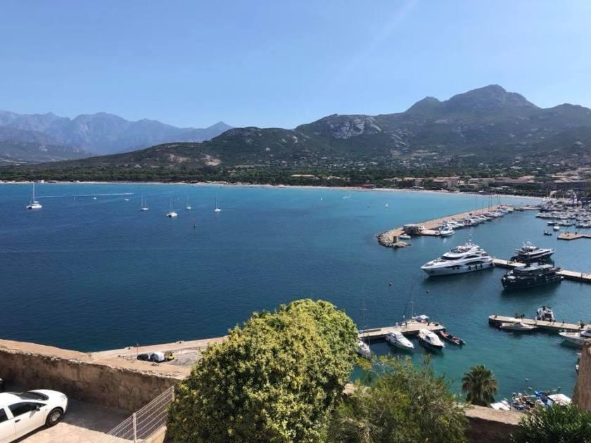 Convyage bateau pz sailing Corse 7