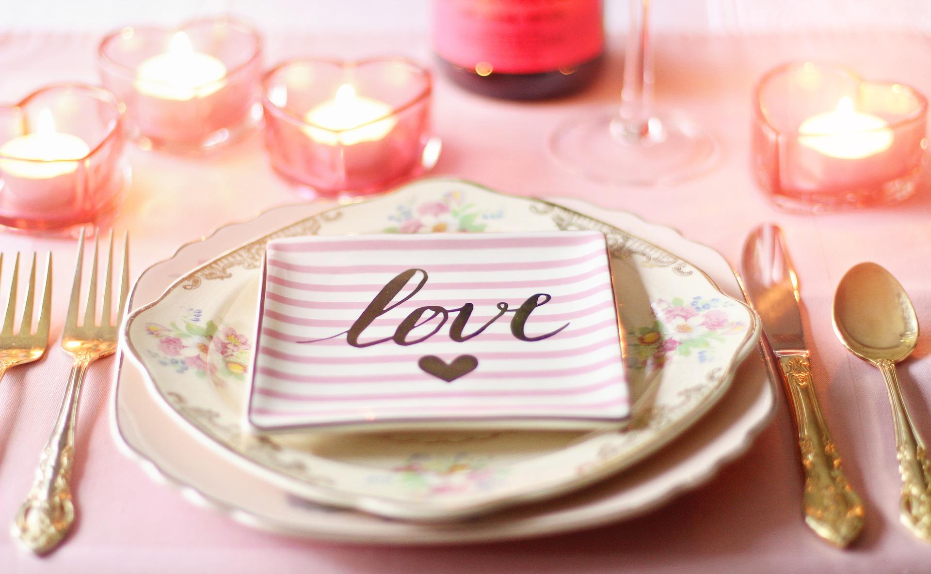 Przez żołądek do serca czyli dania na romantyczną kolację