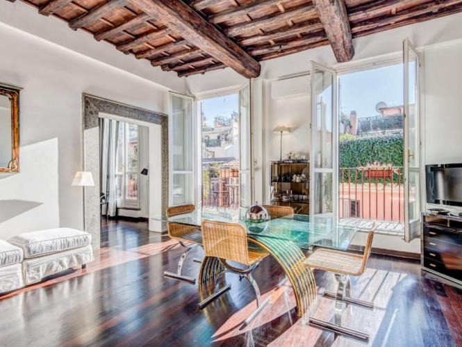 Rsh Spanish Steps Luxury Apartments Rome Italy Booking