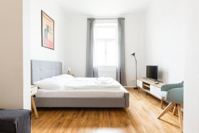 Hip Apartments Borivojova Prague