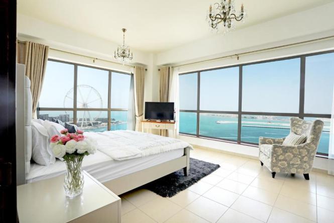 Apartment Luxury Casa Grand Sea View