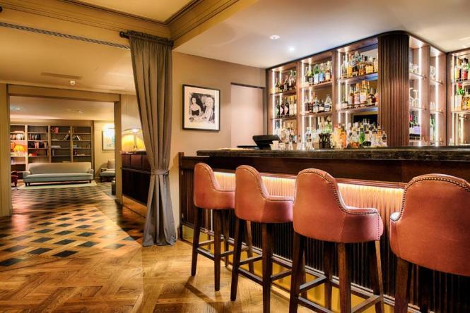 Hotel Mondrian Suite Berlin Germany