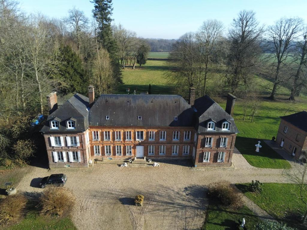 Bed And Breakfast Chateau De Grosfy Hugleville En Caux