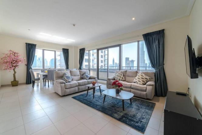 Apartment Bnbme South Ridge 2 Bedroom Dubai Uae