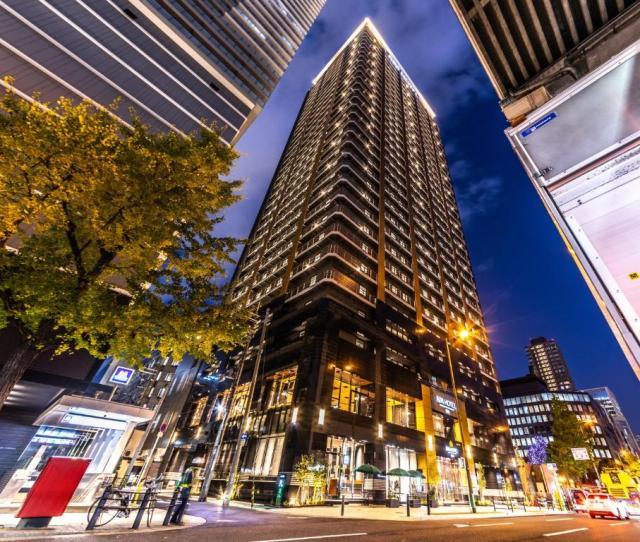 Apa Hotel Resort Midosuji Hommachi Eki Tower Osaka Updated