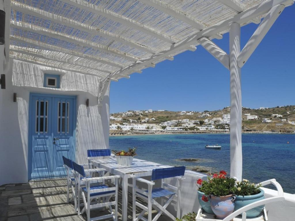 Vacation Home Luxury Sea House Ornos Greece